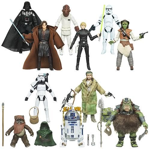 99 star wars action figures vintage wave 3 revision 4 star wars action