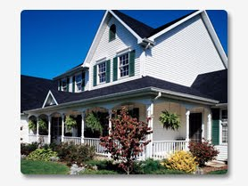 Replacement Windows, Insulated Siding, Doors & Exterior Design Services