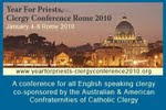 Year for Priests Clergy Conference
