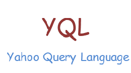Yahoo Query language- tutorial