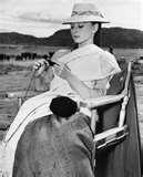 Audrey Hepburn Knit