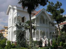 Casa familiei Simeonoglu în care s-a semnat Tratatul de la San Stefano( Yeşilkoy )