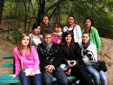 Fotografie de grup de la seminarul desfăşurat la Tg. Neamţ