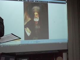 Pinacoteca ieşeană: logofătul Alecu Ghica
