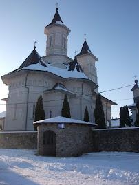 Biserica nouă a Mănăstirii Ciolpani