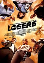 the losers locandina