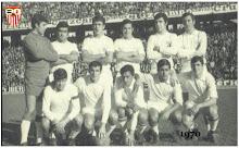 SEVILLA FC 1970