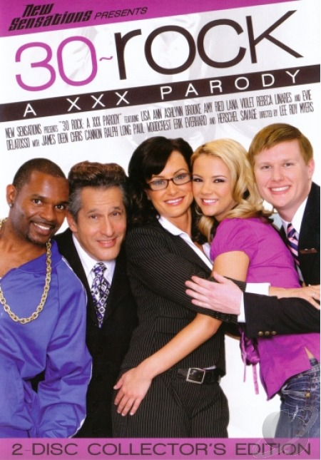 I'm sorry to report that 30 Rock: A XXX Parody is one of ...