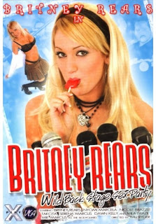I first saw the preview for Britney Rears on the Not The Brady's dvd.
