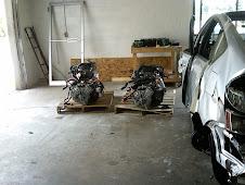 Prius engines