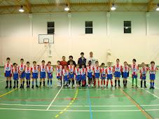 Escolinhas 2008/09