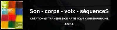 'Son-corps-voix-séquenceS'