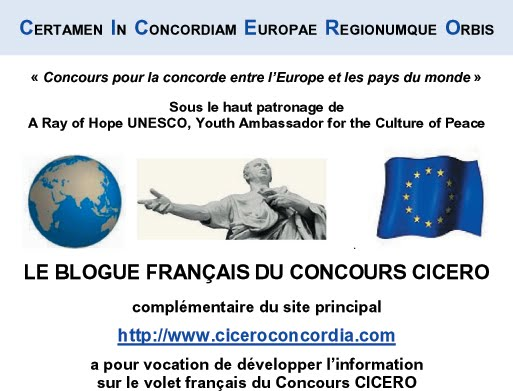 CONCOURS CICERO
