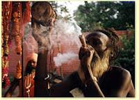 Fumador Marihuana