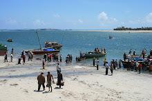 Fishermen -  Dar es Salam, Tanzania, East Africa
