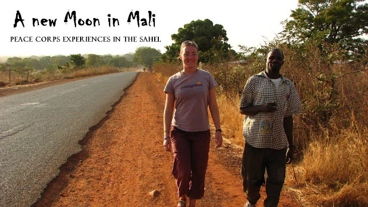 A new moon in Mali