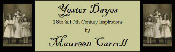 Maureen Carroll Of Yester Dayes