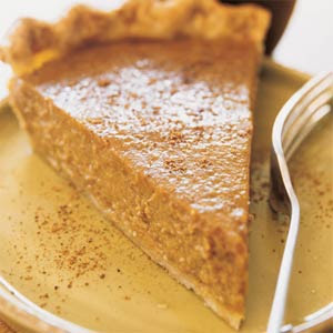 Muncher Cruncher: Healthy Pumpkin Pie Recipe