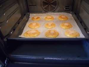 Poner al horno.