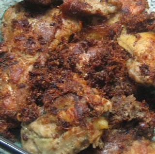 Resep Ayam Goreng Farah Quinn