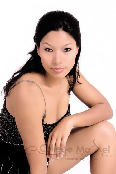 Tamang Nepali Models