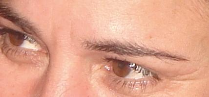 È no meu olhar que me encontro...