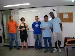 Alunos de Logística do Senac debatem sobre transporte em Campo Grande