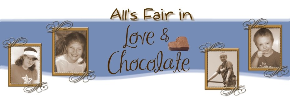 All&#39;s Fair In Love And Chocolate