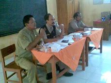 RAPAT PERDANA PENGURUS BARU PGRI CABANG BAWANG