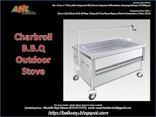 B.B.Q Charbroil Stove