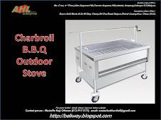 B.B.Q Charbroil Stove