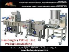 Line Hamburger Patties Machine