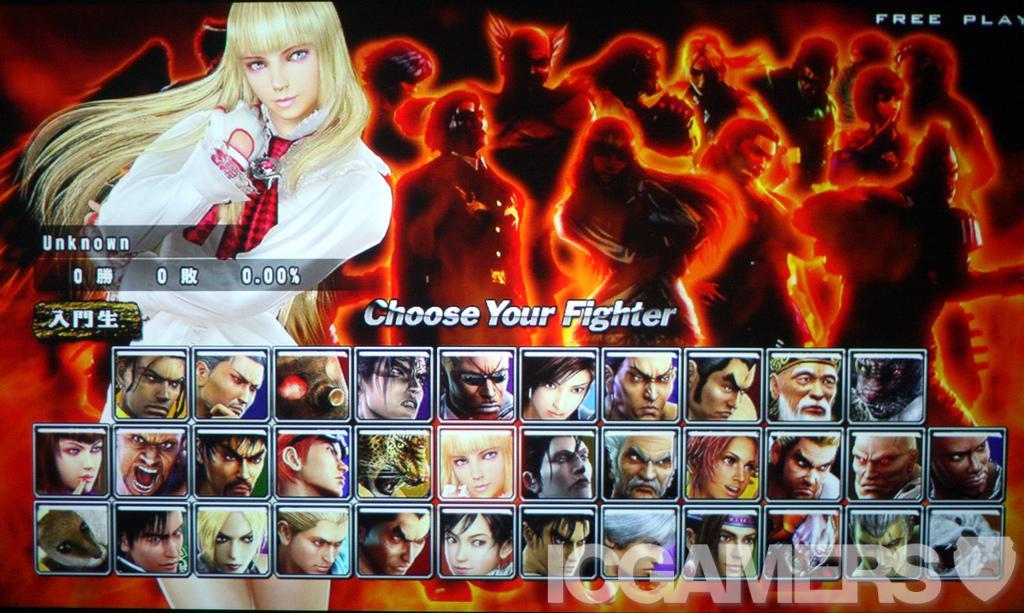 [Dossier] La série des TEKKEN Tekken-5-2
