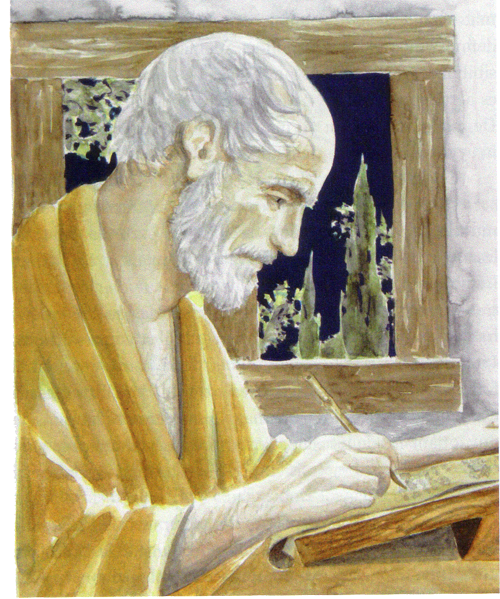 imagen de aristoteles: