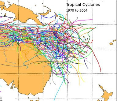 cyclones in queensland. Here#39;s the cyclones off on the