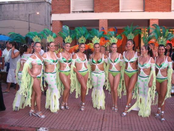 Bailarinas 2010