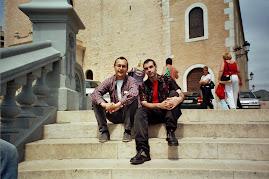 Xavi & Javi en Sitges hace 8 años