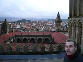 En Santiago de Compostela
