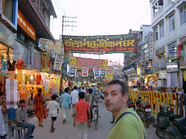 En Benarés (India)