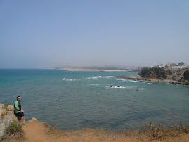 En Larache (Marruecos)