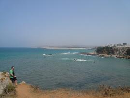 En Larache (Marruecos)