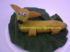 Cachorrinho de banana