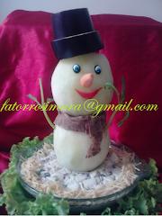 Natal - Boneco de Neve