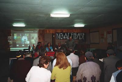 """Consejo de Juntas de Vecinos Unidas """"ACONCAGUA ARRIBA"""""""