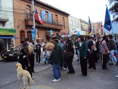 ACTO DE RESISTENCIA CULTURAL. SÁBADO 16 DE OCTUBRE 2010
