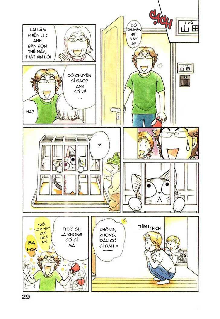 Chiis Sweet Home chap 42 - Trang 4
