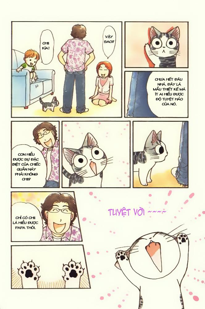 Chiis Sweet Home chap 19 - Trang 4