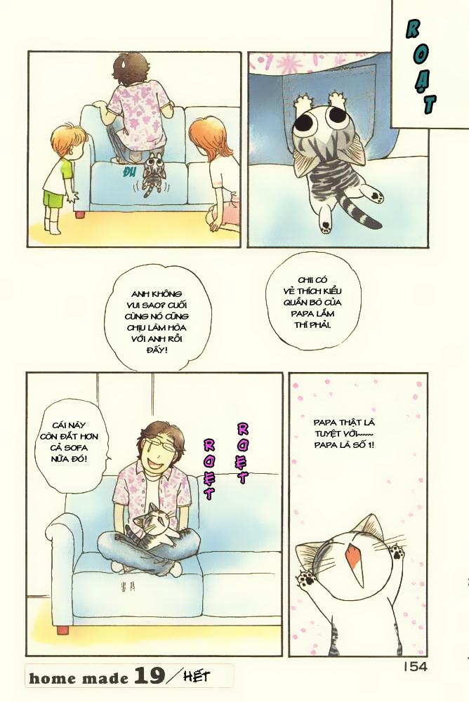 Chiis Sweet Home chap 19 - Trang 8