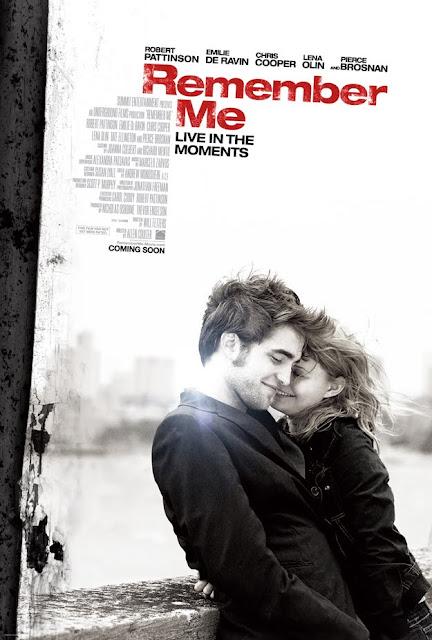 Poster debut: Remember Me
