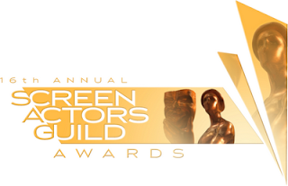 16th Annual Screen Actors Guild Awards Winners